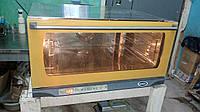 Конвекционная печь Unox XF 185 легкое б/у