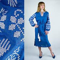 Платье с вышивкой в украинском стиле Кружево, фото 1