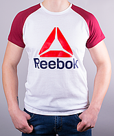 Молодежная мужская футболка-реглан Reebok Crossfit