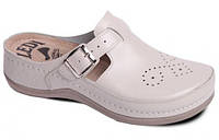 Обувь анатомическая - Сабо женские анатомические (бежевый, белый, красный, черный)