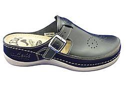Обувь анатомическая - Сабо женские анатомические (бежевый, белый, красный, черный) , фото 3
