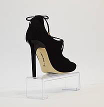 Туфли замшевые Bravo Moda 1504, фото 3