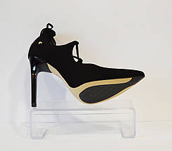 Туфли замшевые Bravo Moda 1504, фото 2