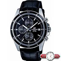 Мужские наручные часы Casio EFR-526L-1AVUEF, Оригинал. Кварцевые часы.