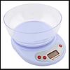 Весы кухонные с чашей COOKBOOK