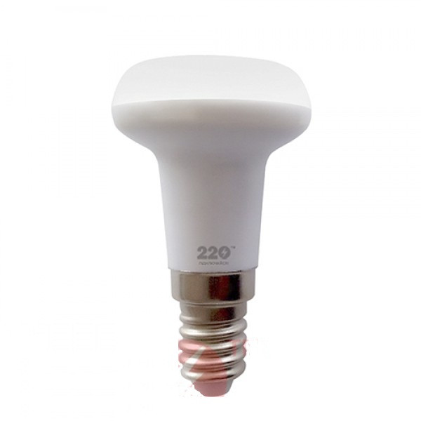 LED лампа R50 AL 7.0W 220В E14 3000К