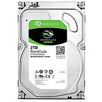 Жесткий диск Seagate BarraCuda HDD 2TB 7200rpm 64MB ST2000DM006 3.5 SATA III