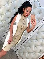 Модный женский жилет