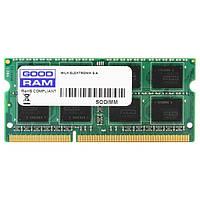 Оперативная память Goodram DDR3 SO-DIMM 2GB 1600 1,35V GR1600S3V64L11N/2G