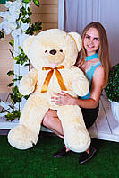 Большой плюшевый медведь Машенька 120см. разные цвета (плюшевый мишка, мягкая игрушка)