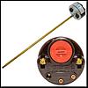 TW RTM 15A - Термостат 15A, без тепловой защиты, max темпер-ра рег-ки 73С, L-300 мм