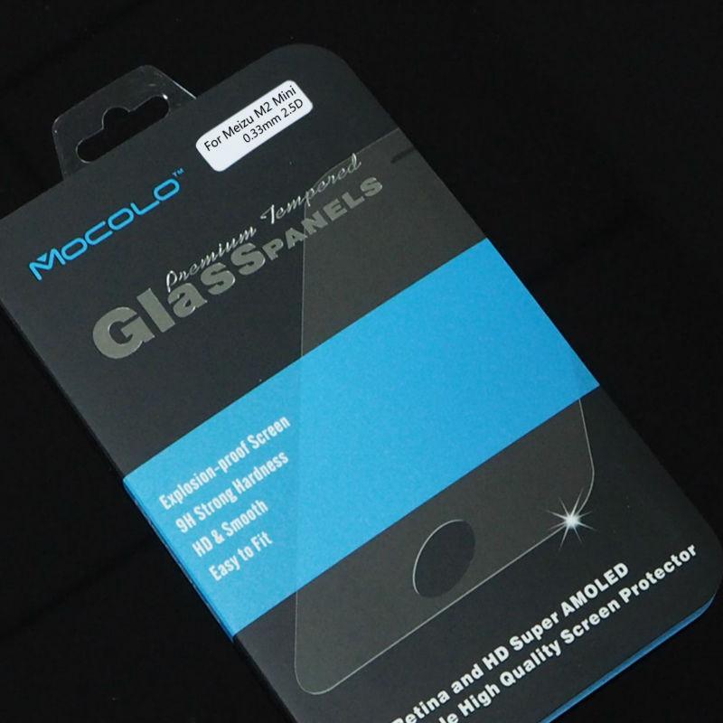 Защитное стекло Meizu M2 mini (Mocolo 0,33 мм)