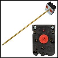 TW TRS 20A - Термостат 20А, c тепловой защитой(90С), max темпер-ра рег-ки 77С, L-300 мм