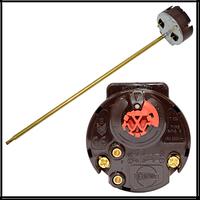 TW RTS 16AR - Термостат 16A, с тепловой защитой(93С), max темпер-ра рег-ки 74С, L-300 мм