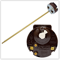 TW RTS 20A - Термостат 20A, с тепловой защитой(83С), max темпер-ра рег-ки 70С, L-300 мм