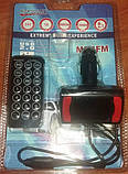 FM-модулятор Трансмиттер 6 в 1 пульт,зарядка, фото 2
