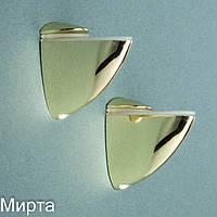 Полкодержатель  средний Пеликан золото PB/GP 4005006 (2шт)