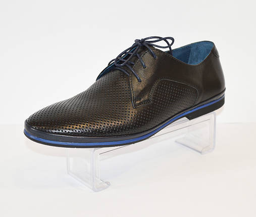 Туфли кожаные Kadar, фото 2