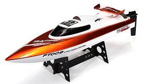Катер на р/у High Speed Boat FT009 2.4GHz (оранжевый)