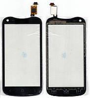 Сенсор Acer V370 Liquid E2 Duo чорний