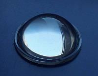 Линза стеклянная диаметр 40 мм лінза скляна рассеиватель розсіювач