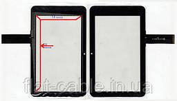 Тачскрін (сенсор) №053 для планшета 185*113 mm SLC07061AE0B-V0