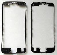 Рамка для iPhone 6s дисплея черного цвета