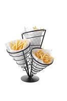 Подставка для картофеля-фри - для 3 пакетов