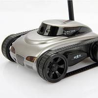 Танк-шпион HC-777-270B WiFi Happy Cow I-Spy Mini с камерой Черный