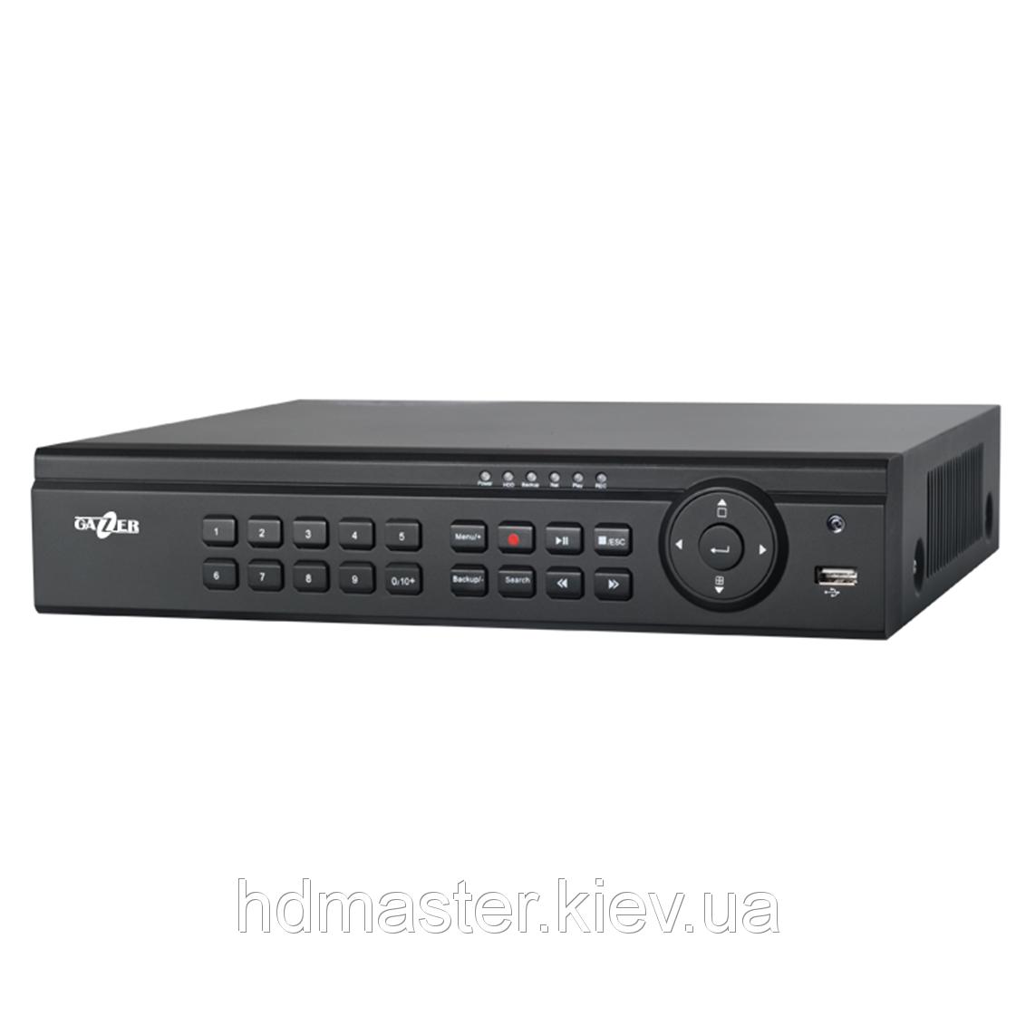 Видеорегистратор HD-SDI Gazer NF708r