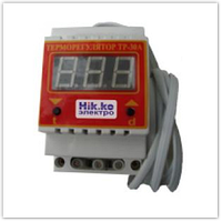 Терморегулятор НIК-КО ТР-10А, 10А