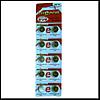 Батарейка Энергия щелочная AG10 (на блистере 10 шт.цена блистер) круглая
