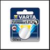 Батарейка Varta литиевая CR 2016 3V блистер (1 шт.) круглая
