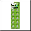 Батарейка для часов Videx AG/LR44 (цена за уп. 10 шт.)