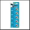 Батарейка Videx литиевая CR 2025 3V блистер (на ленте 5 шт.цена за ленту) круглая