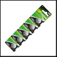 Батарейка GP CR 2032 3V (на ленте 5 шт.цена за ленту)