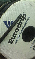 Капельная лента  (Eolos LS) 17 мм, 15 мил через 30 см, 1,3 л/ч, на метраж