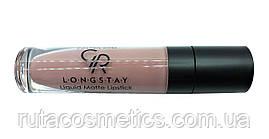 Матовая жидкая помада для губ GOLDEN ROSE LONGSTAY LIQUID MATTE LIPSTICK [10]