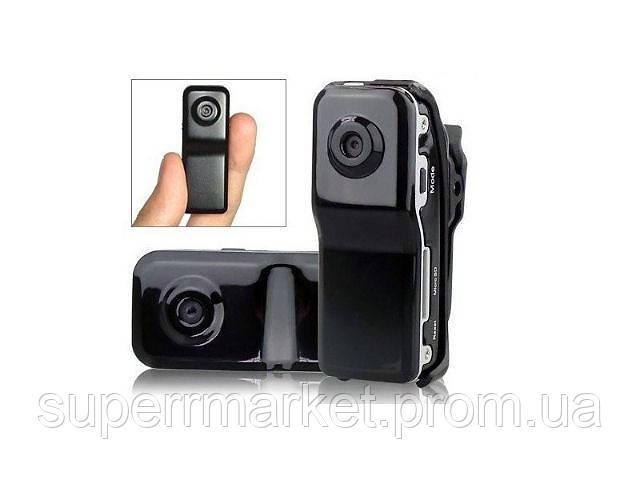 Мини камера DVR, регистратор МД-80, Экшн-камера Proline Mini DV  MD80, MD-80, МД80