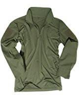 Рубашка тактическая MilTec Olive 10920001