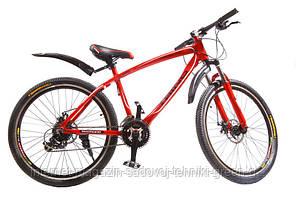 Велосипед Trino Best CM010 (Италия) алюминиевая рама
