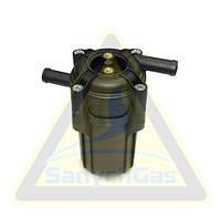 Фильтр тонкой очистки с отстойником Alex Ultra 360 1 вход – 1 выход D12 мм