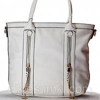 Женская сумка Gilda Tohetti белого цвета, фото 1