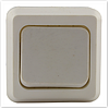 Выключатель А16 - 250 накладной 1-й с широкой клавишей 6А 250В