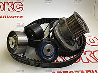 Комплект ГРМ (насос водяной ремень ролики) Gates 15408XS Chevrolet Epica 2.0 Evanda 2.0 Lacetti 1.8 Nubira 1.8