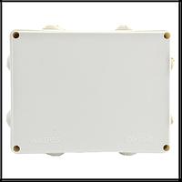 Коробка распределительная наружного монтажа 200*155*80мм. с резинками