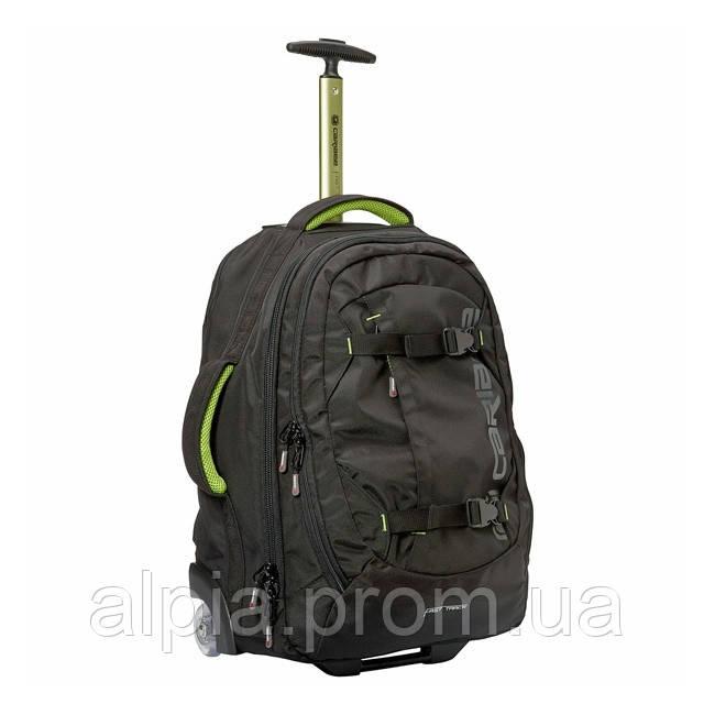 Сумка-рюкзак на колесах Caribee Fast Track 45 Black