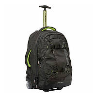 Сумка-рюкзак на колесах Caribee Fast Track 45 Black, фото 1