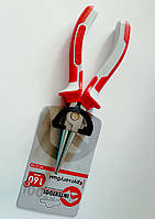 Длинногубцы круглогубцы ювелирные малые,160 мм с длинными носиками