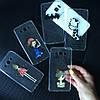Чехлы для Samsung Galaxy J1 2015 (J100h) силиконовые с дизайном, фото 4